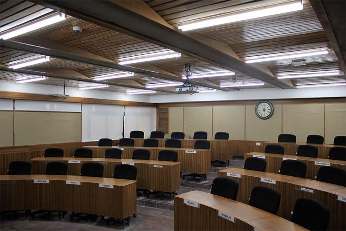 eligibility criteria for mba interior designing