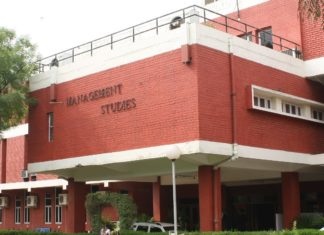 FMS, Delhi University