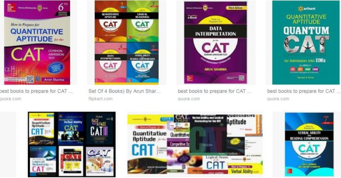 CAT Preparation Books: Best books for QA, VARC and DILR - PrepTube