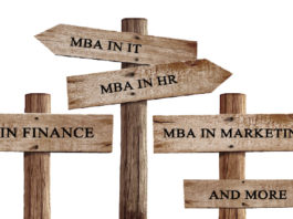 Top MBA courses